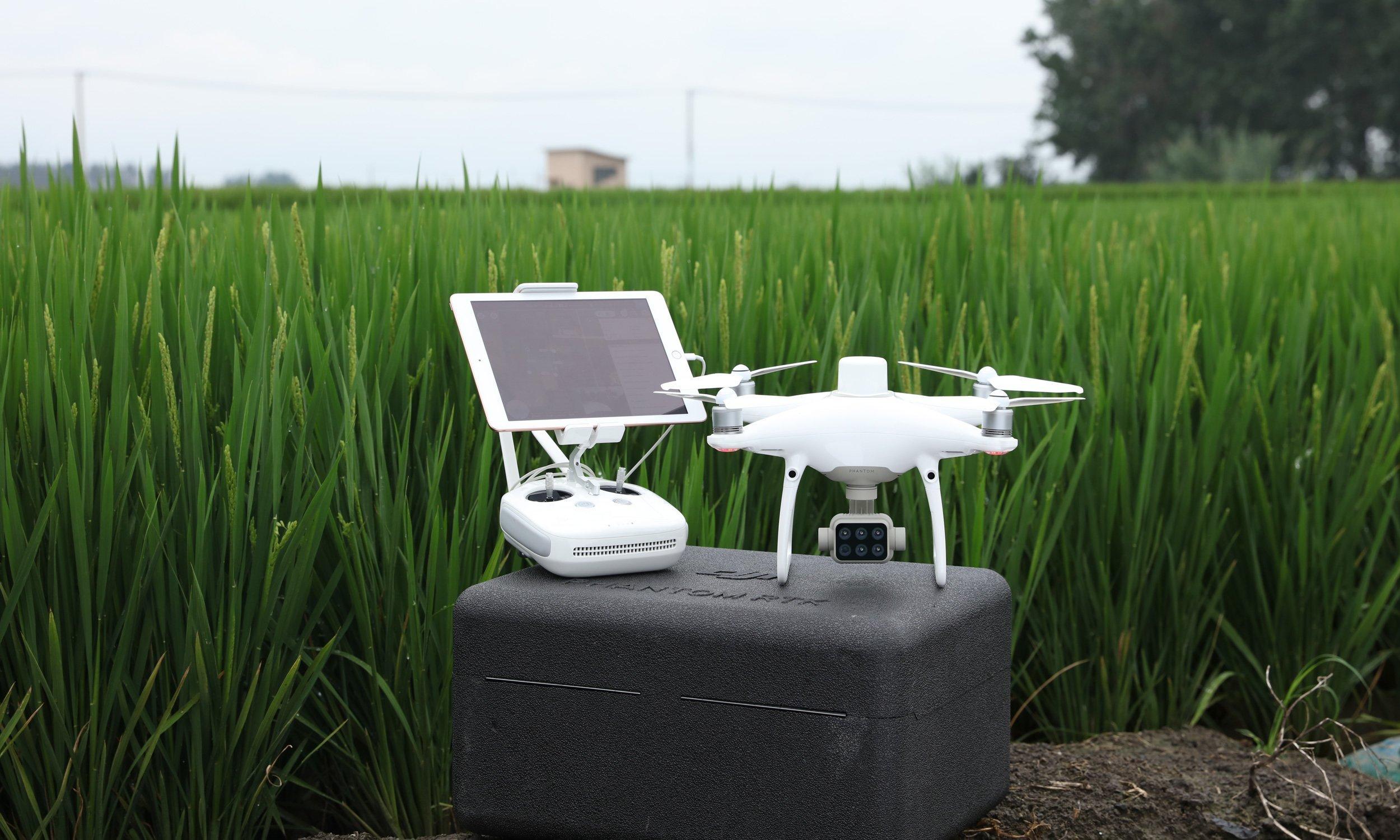 Cum folosești dronele agro